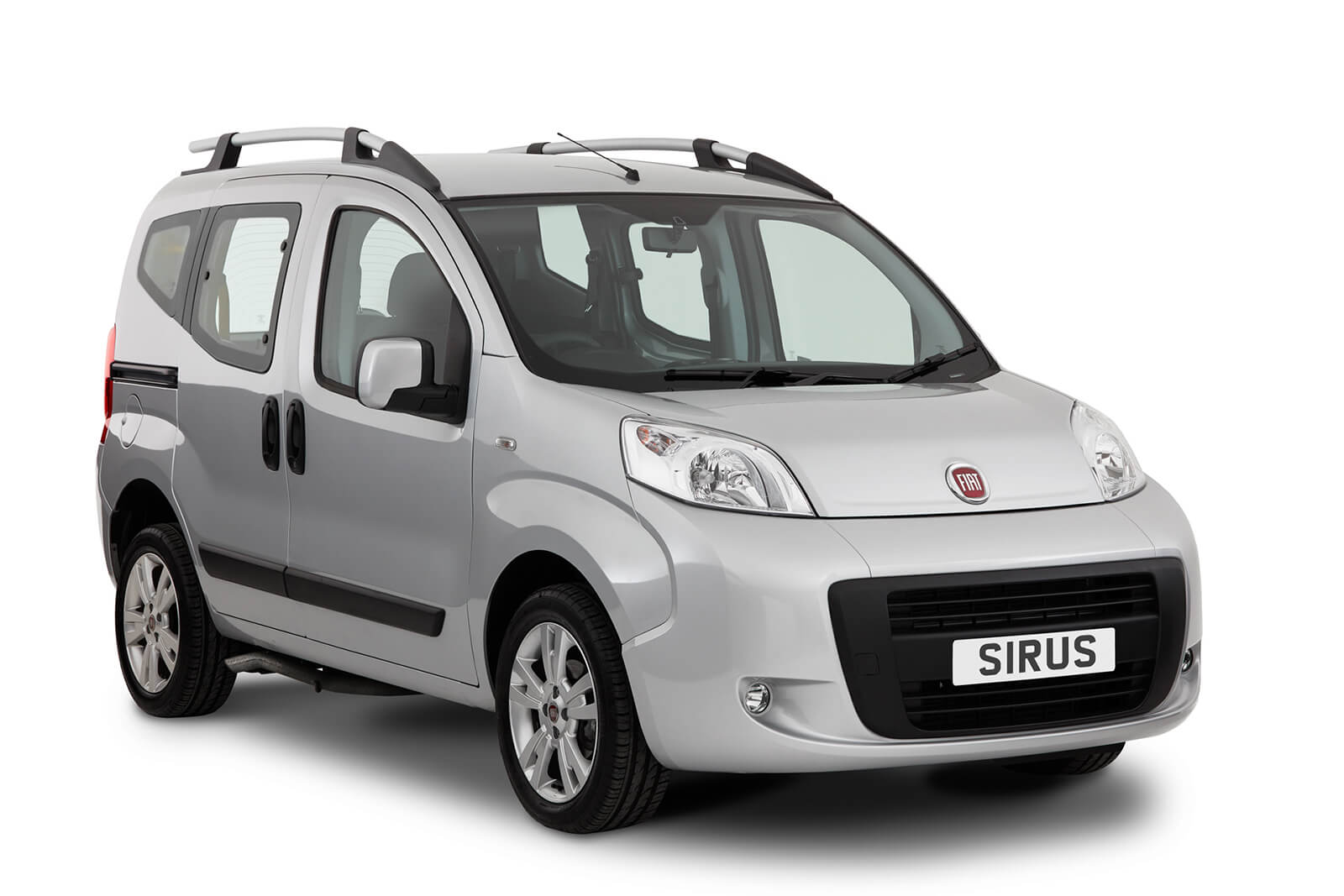 Fiat Qubo Switch Car Product Photography