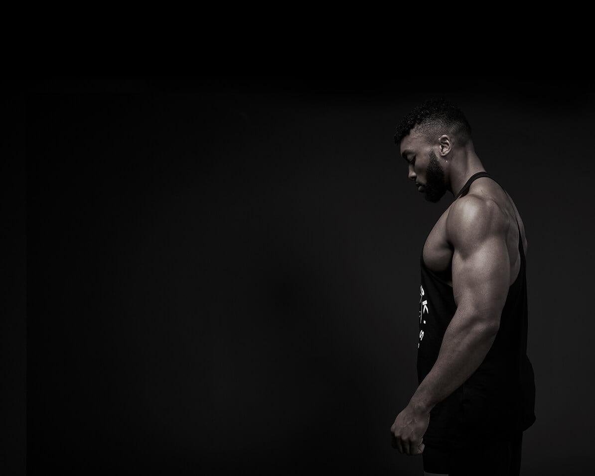 Gymshark Sportswear Lifestyle Photography