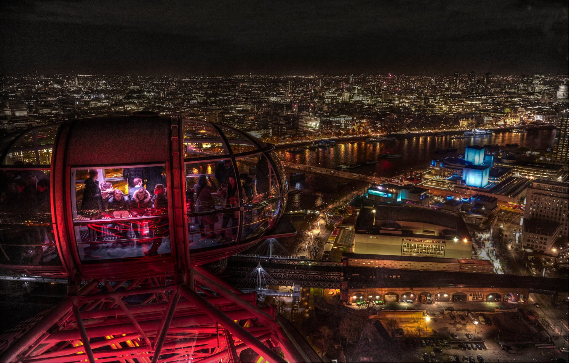 London Eye Location Photography