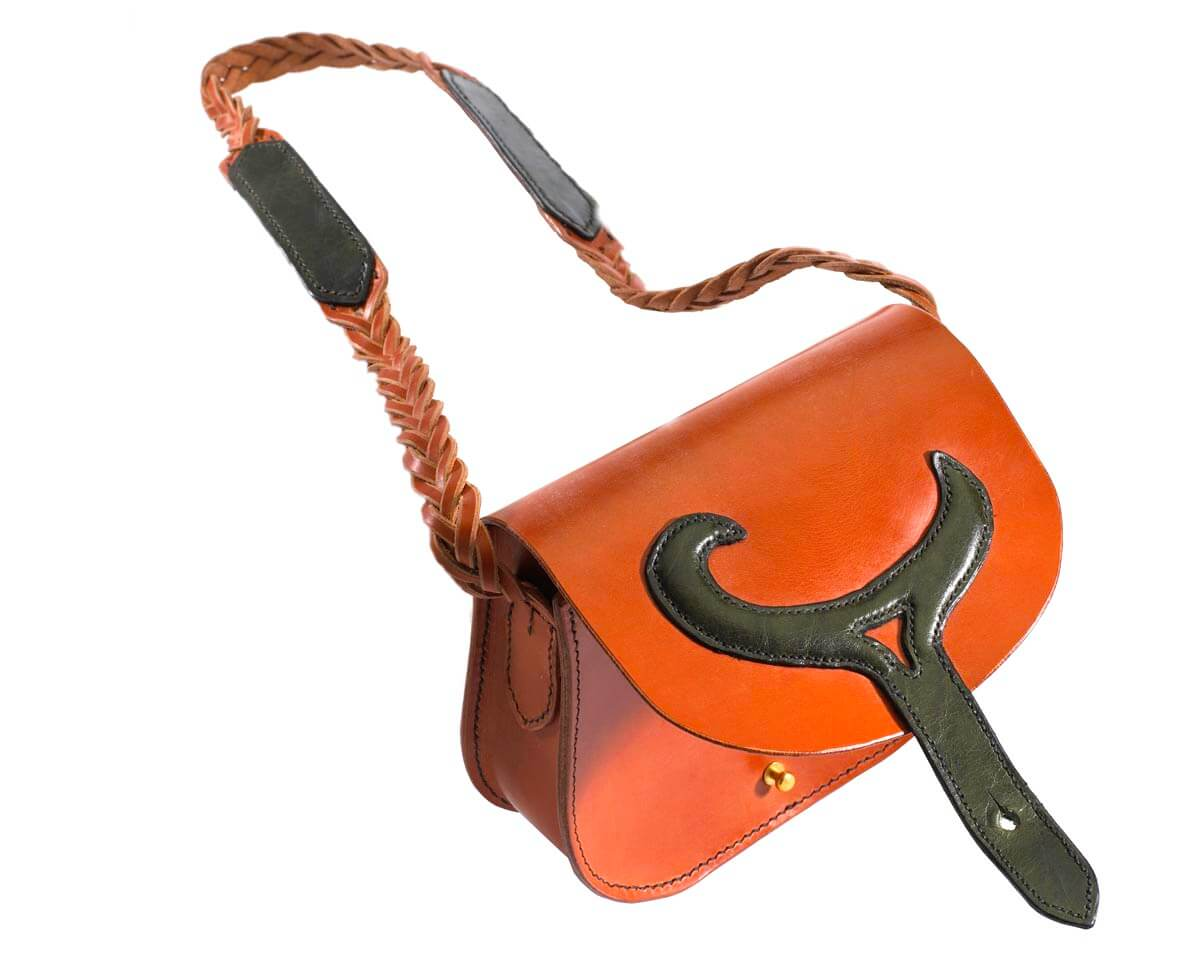 Leather Bag Packshot Photography
