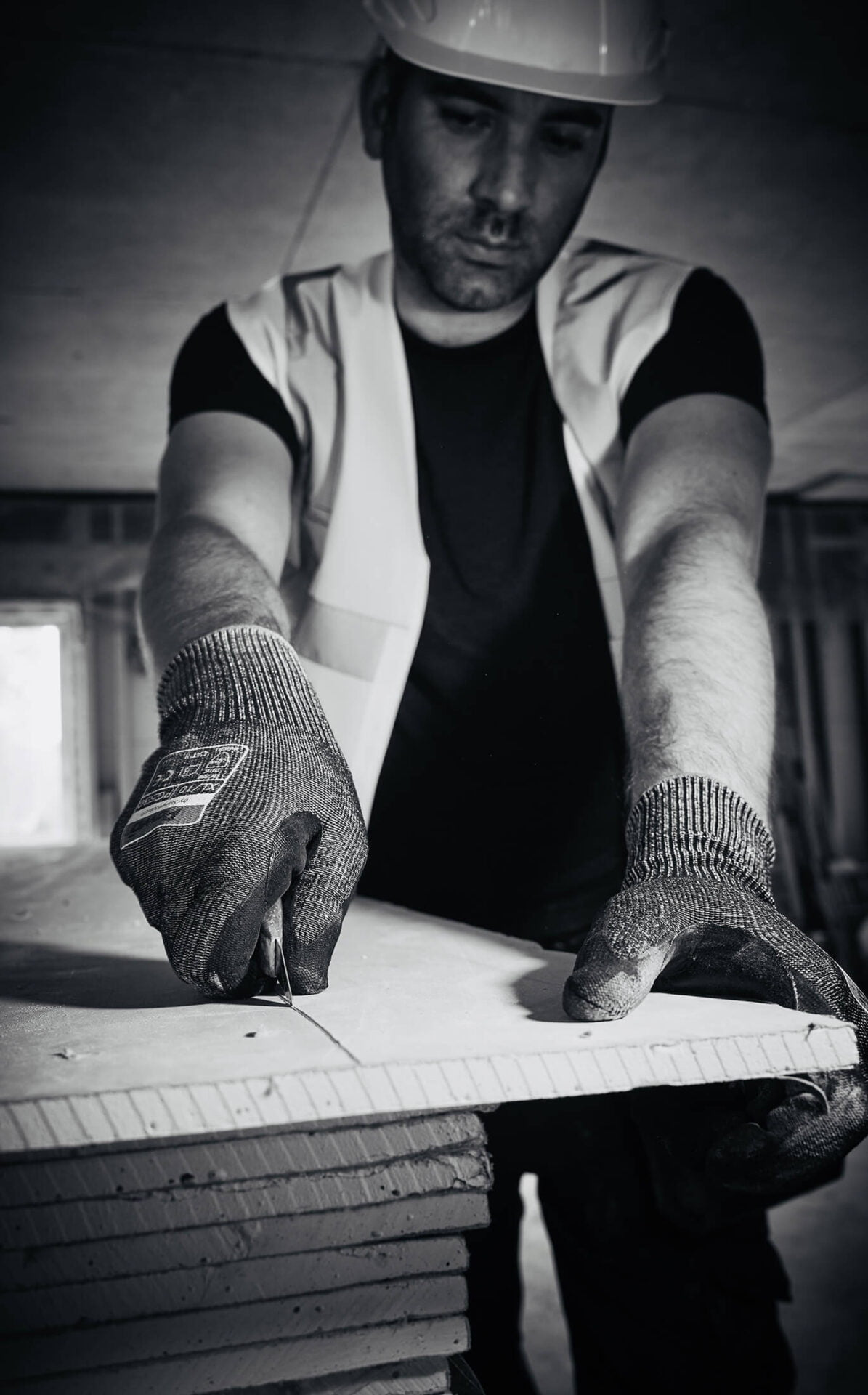 Construction People Portrait Photography