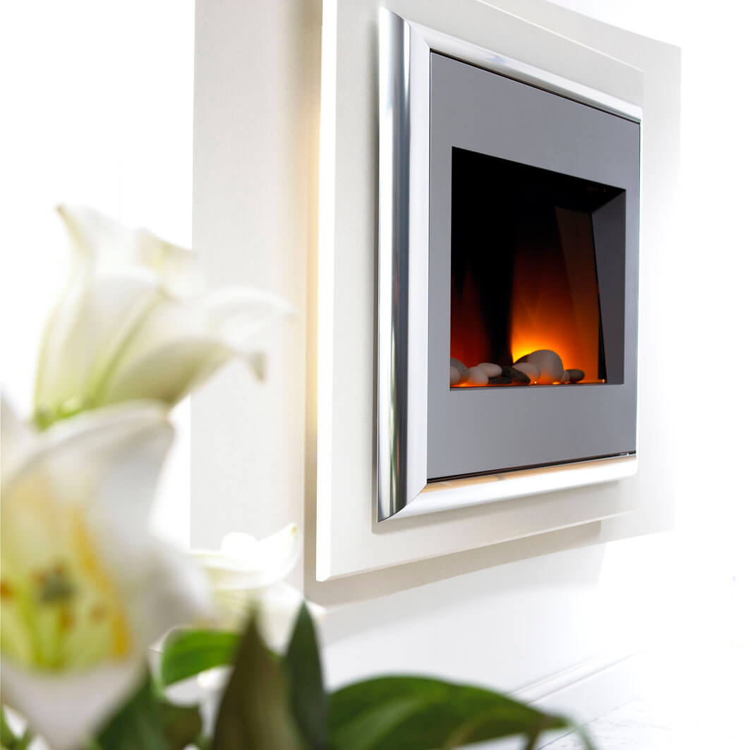 Fireplace Product Photography