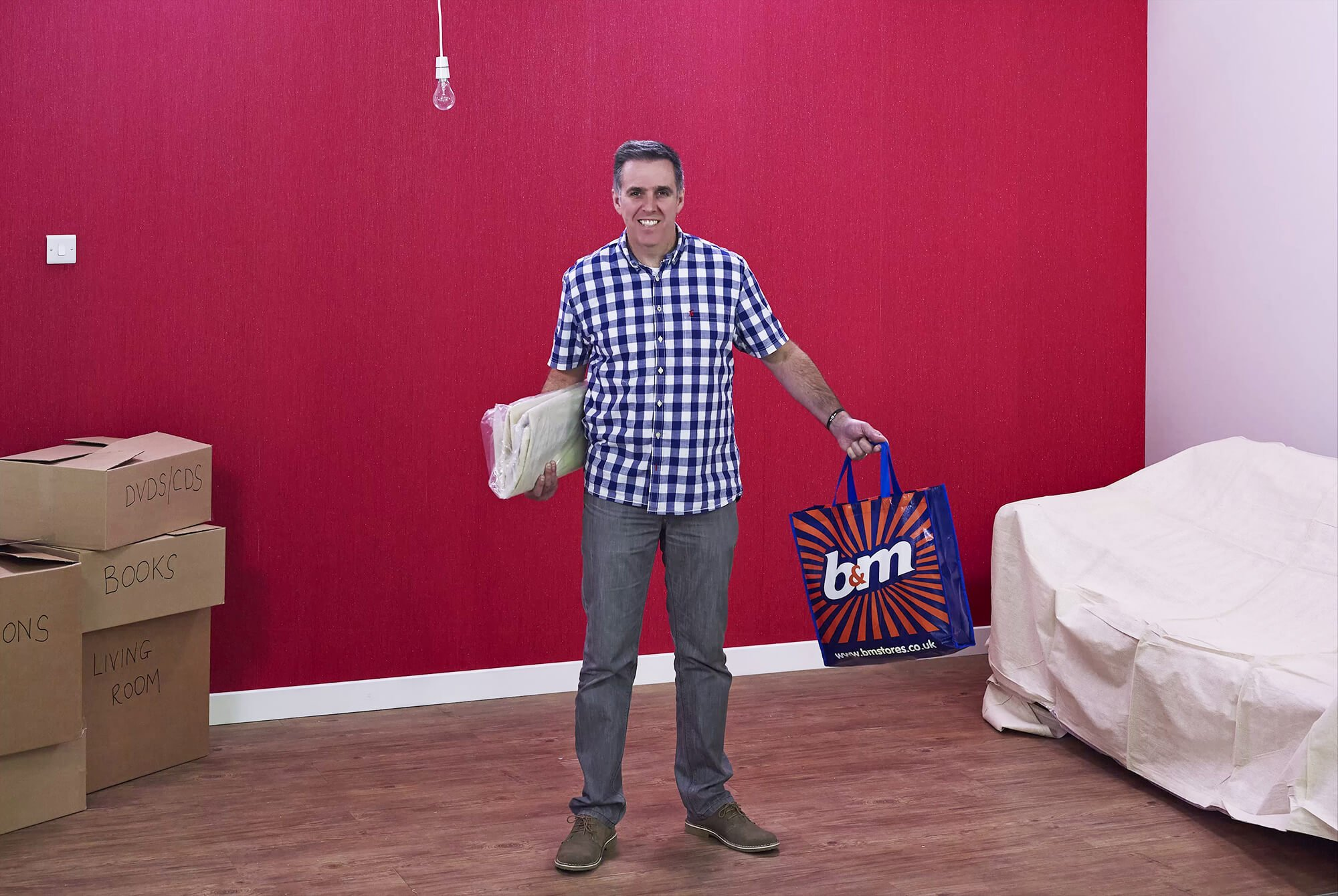 Video Production for B&M and Harris #EasyWay Campaign