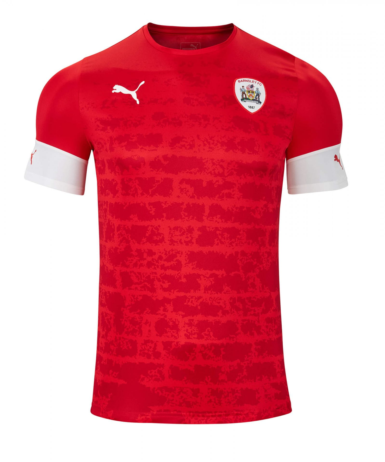 Barnsley Football Kit Invisible Mannequin Photography