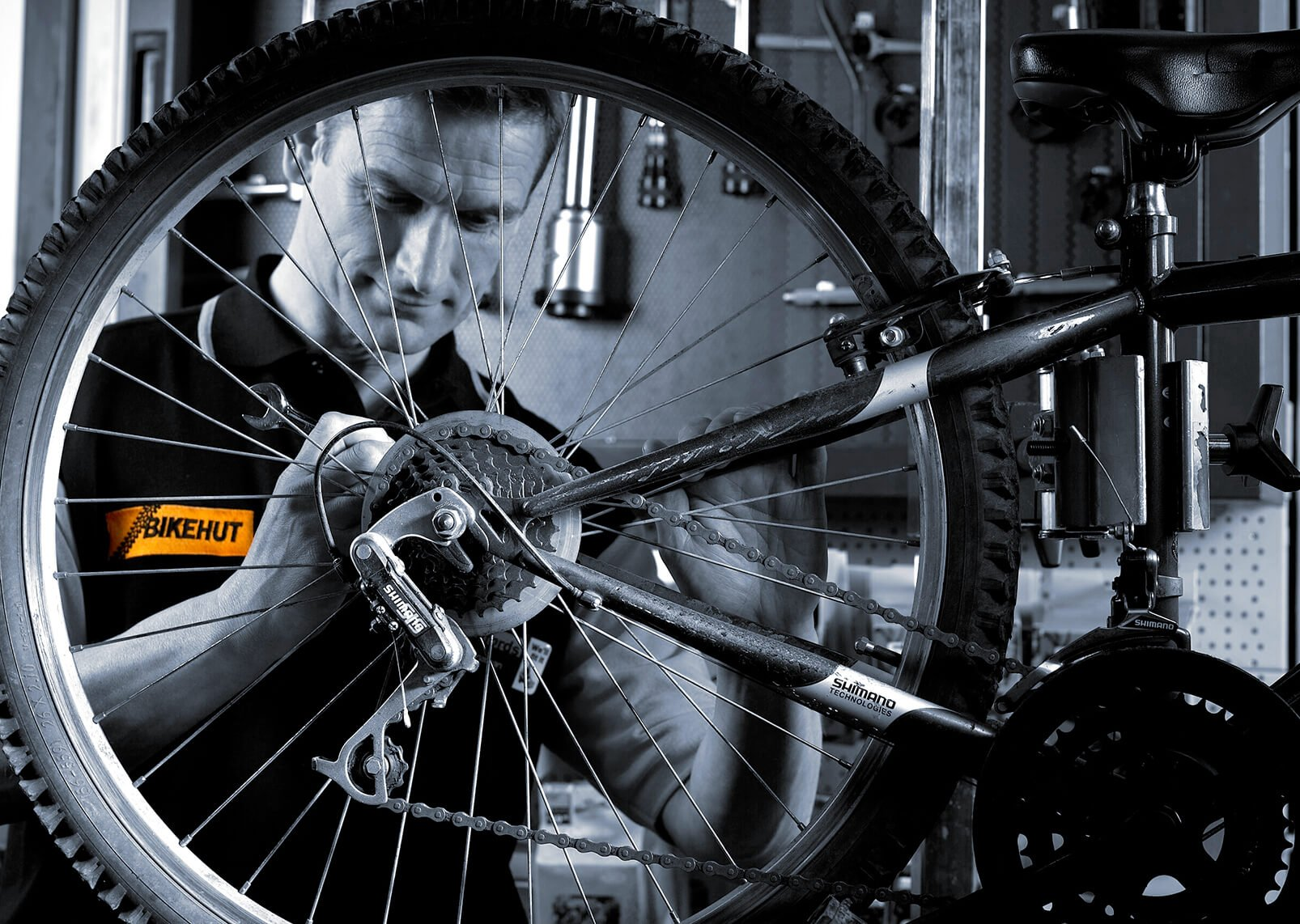 Halfords Retail Photography