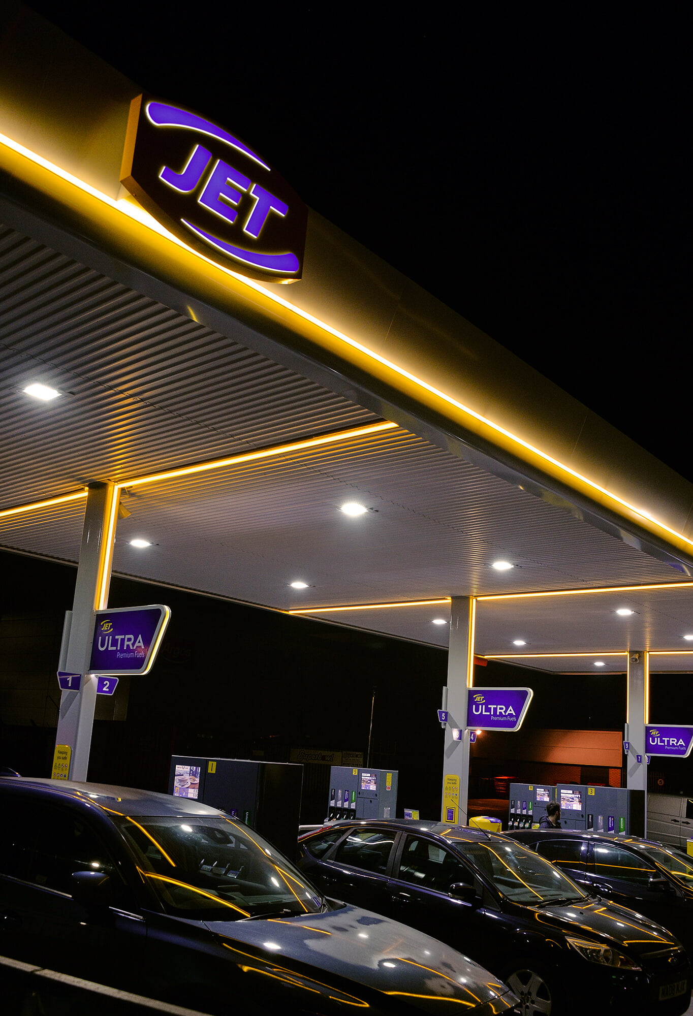 JET Fuels Location Photography