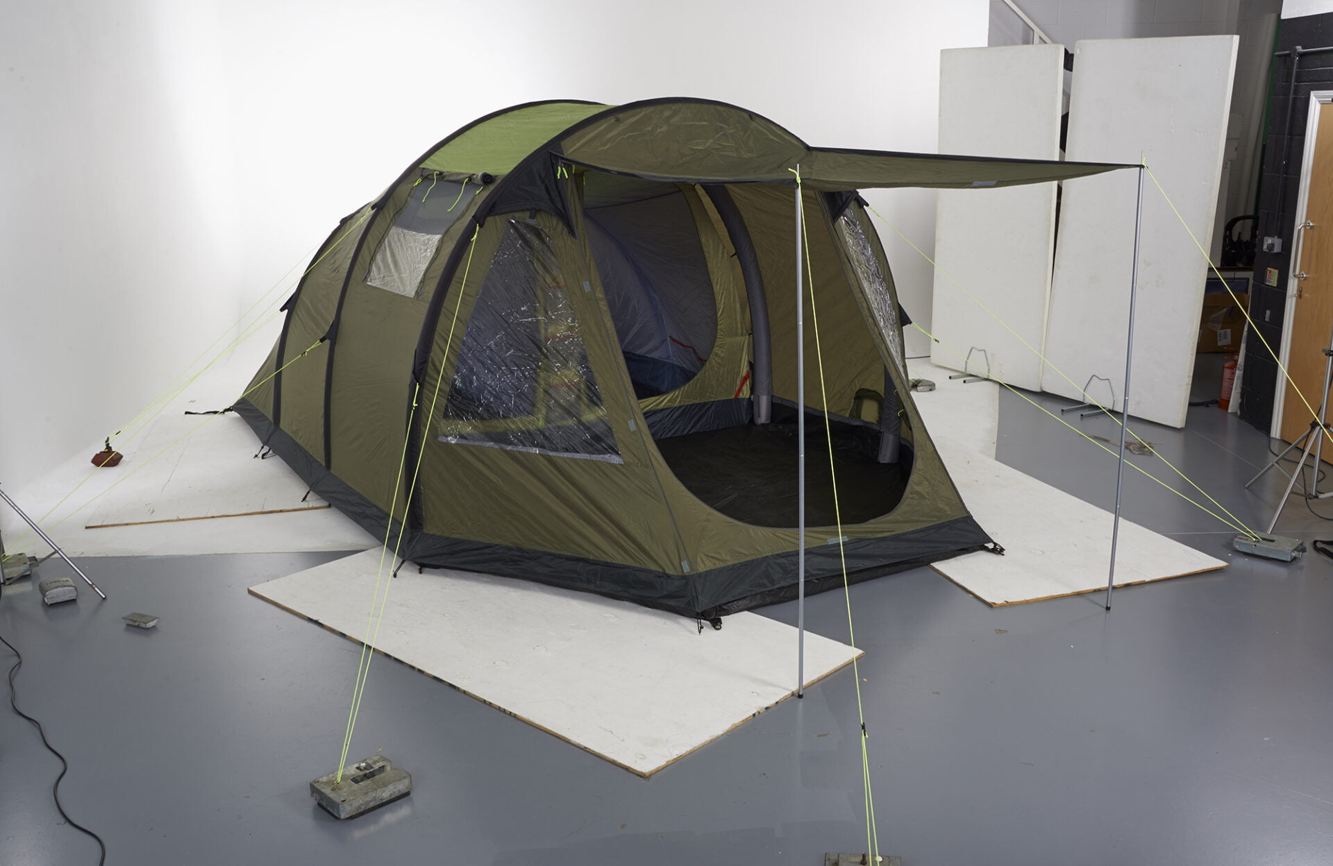 product photography Birmingham tent Halfords 03