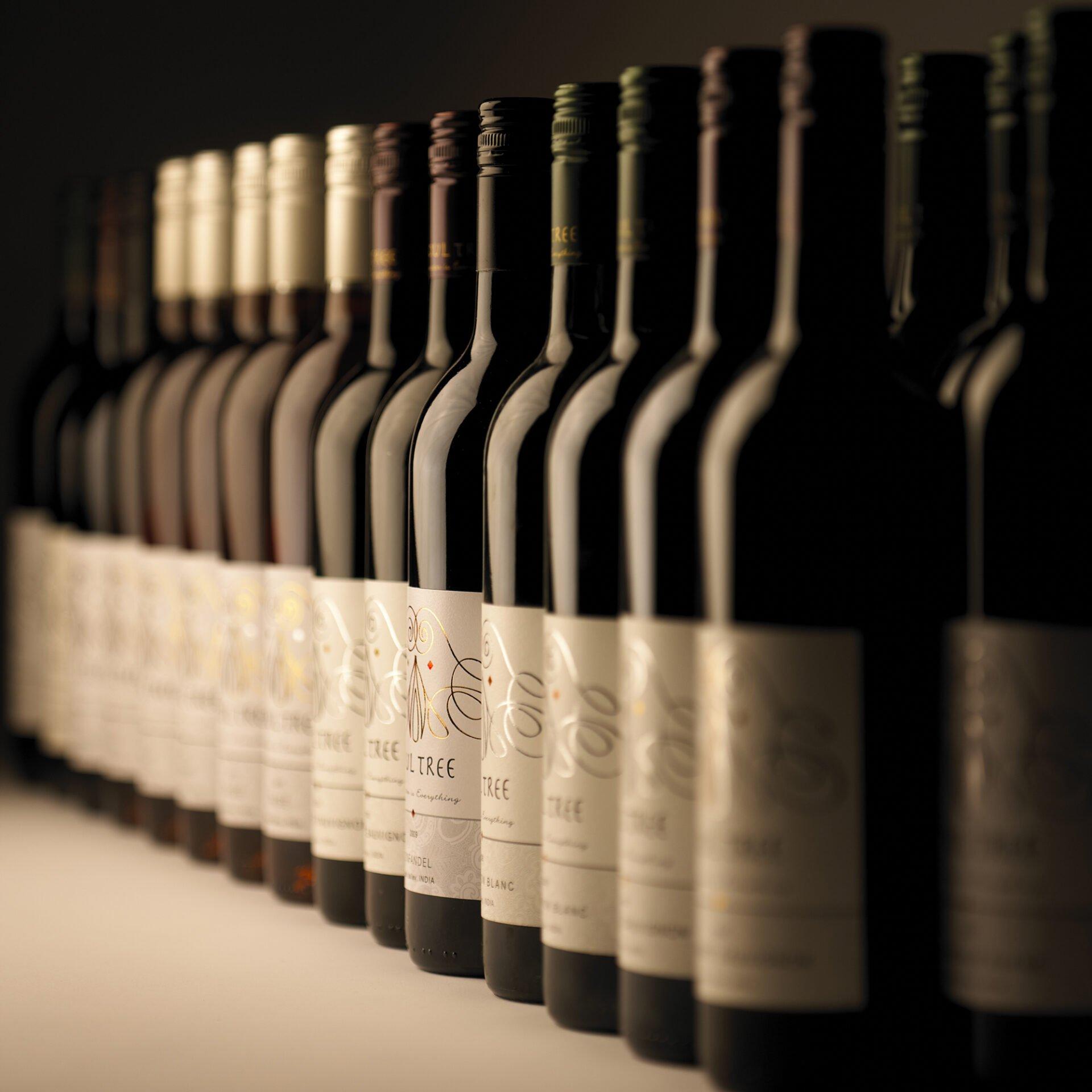 Creative photography wine Birmingham