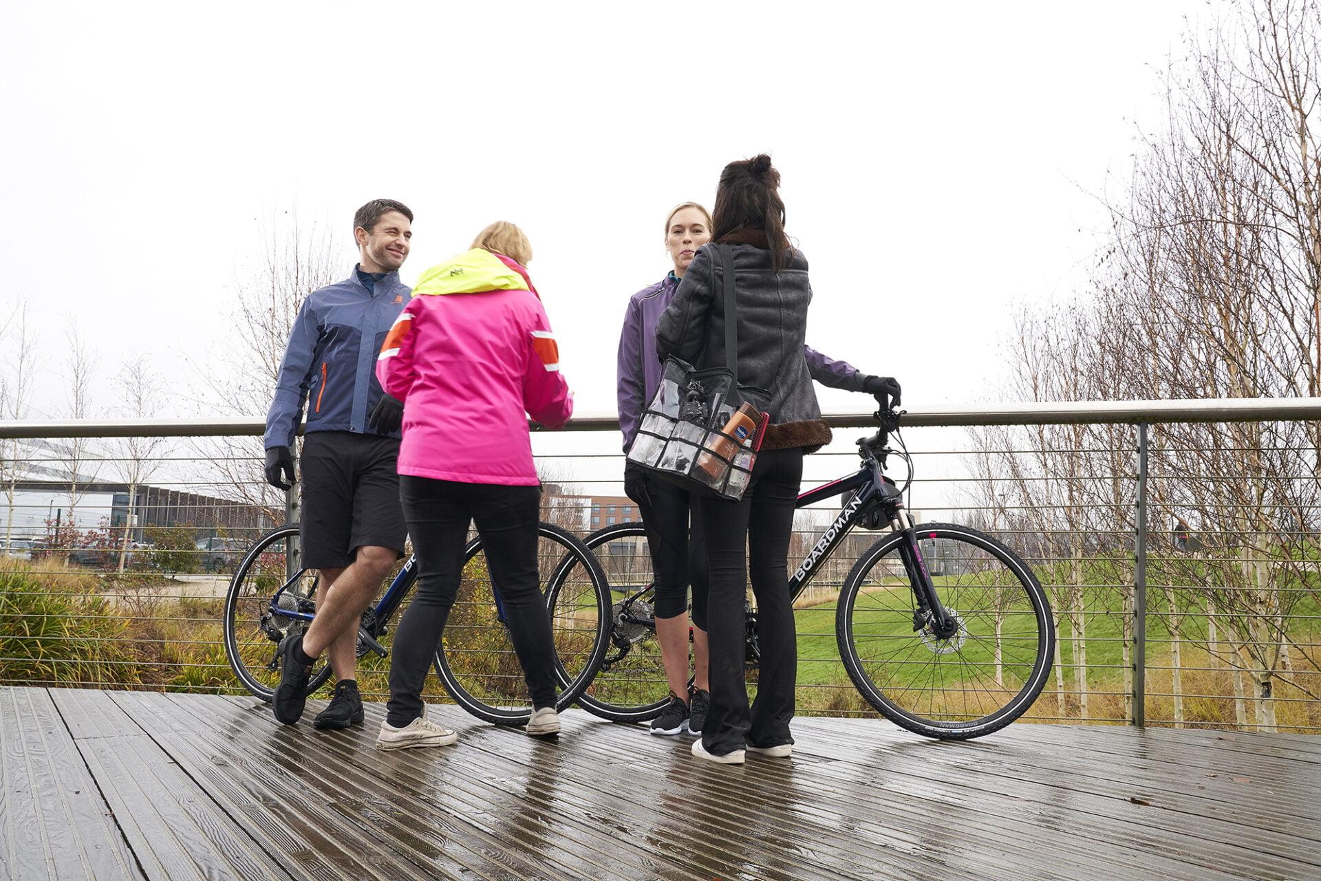 lifestyle photography Birmingham West Midlands cycling clothing