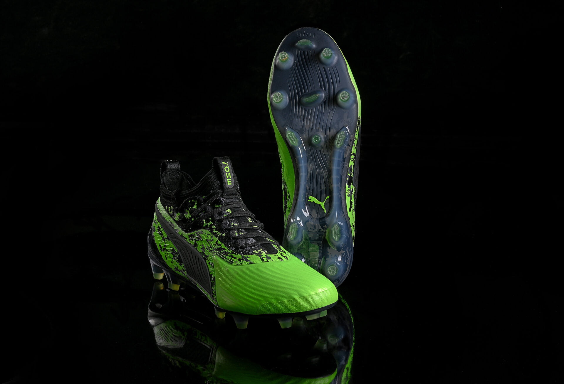 Product Photography Birmingham Puma Zone Football boot