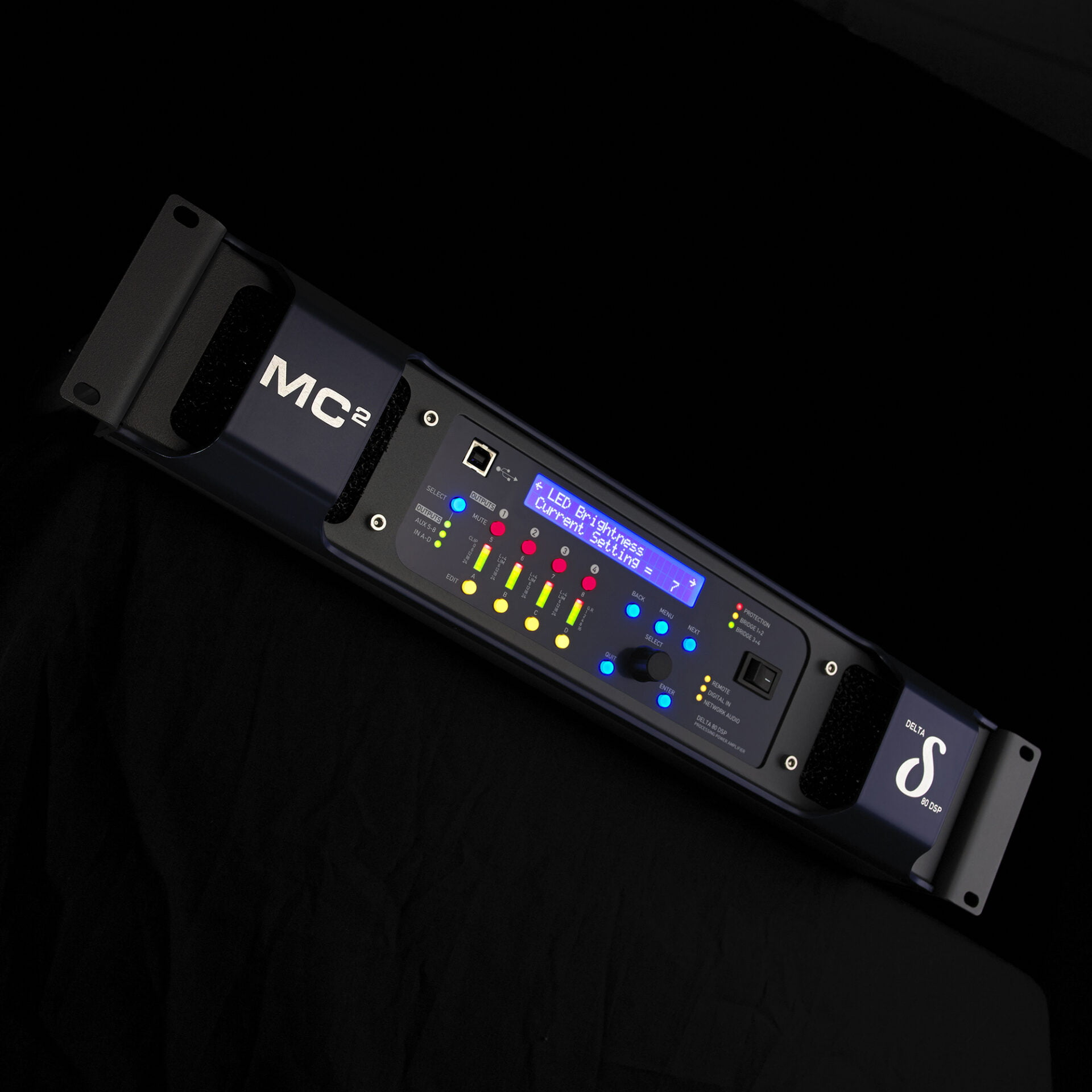 Commercial Photography Worcester sound desk