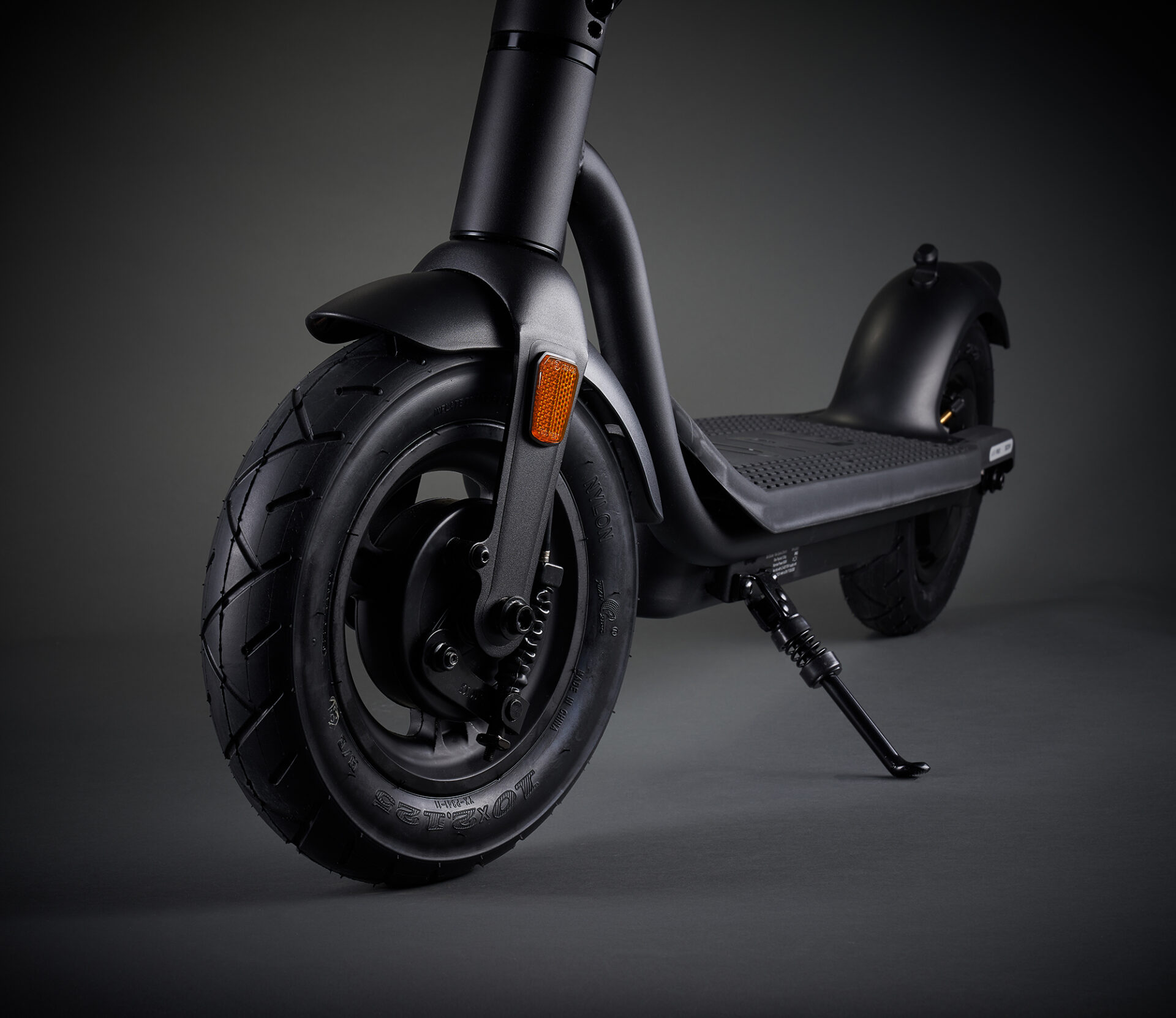 Creative product photography electric Scooter 01